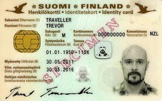 EUobserver / Anti-racism campaigners slam Finnish colour-coded ID cards | Finland | Scoop.it