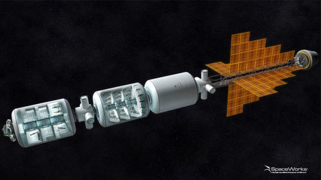 'Hibernating' Astronauts May Be Key to Mars Colonization | Space matters | Scoop.it