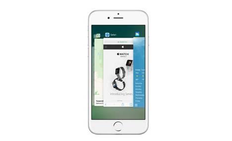 Apple conferma la rimozione dell apertura del multitasking tramite 3D Touch  in iOS 11 7acc8a4be214