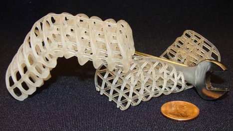 MIT's new material opens the door to squishable, shape-shifting robots   Robolution Capital   Scoop.it