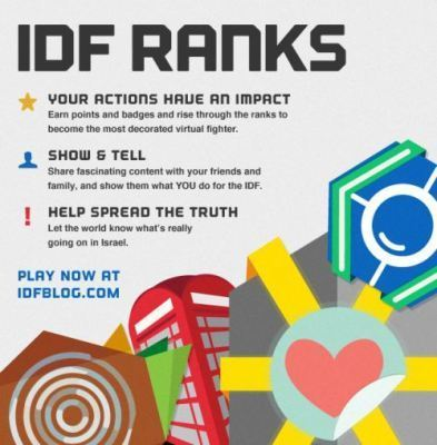 Gamification della Guerra dell'Informazione tra Israele edHamas | Social-Network-Stories | Scoop.it
