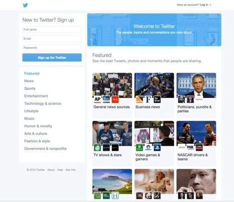 Twitter's Dilemma | Technology for productivity | Scoop.it