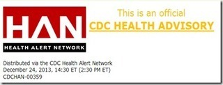 Avian Flu Diary: CDC HAN Advisory On Early pH1N1 Influenza Activity | Influenza | Scoop.it