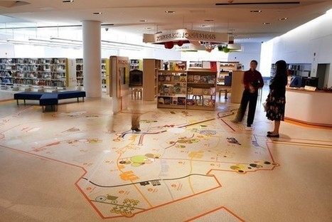 Libraries Rethink Their Role in City | Library Tech | Scoop.it
