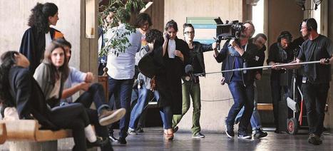 La justice sur un plateau pour le cinéma | Film adhésif | Scoop.it