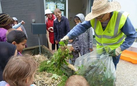 A Beauvais, « on peut faire du compost même en immeuble »   Les colocs du jardin   Scoop.it