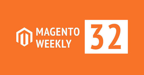 Magento News Weekly 032: Adobe And Magento Partnership, Additional Options In Magneto 2 Cart, Magento 2 Opinion and More - Magenticians | Tutorials & News | Scoop.it