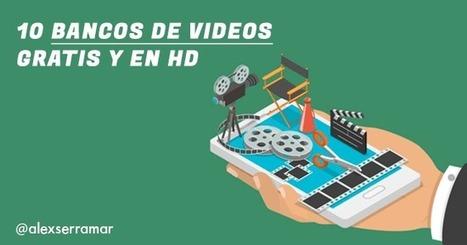 10 Bancos de videos gratis y en HD #Marketing @Alexserramar | Mery Elvis Asertivista - Marketing Online y Negocios | Scoop.it