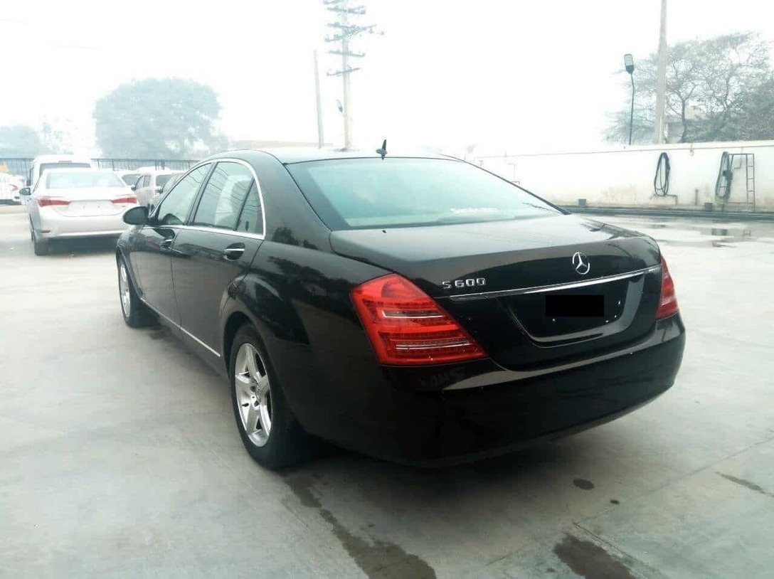 Mercedes S Class | Mercedes for Rent in Lahore