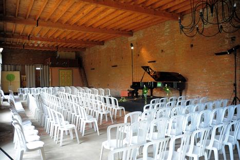 Concerts à l'Orangerie de Rochemontès 5è saison : la billetterie est ouverte, les 200 chaises vous attendent ! | FOLLE de MUSIQUE | Scoop.it