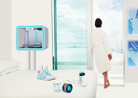 Hotels.com imagine le futur de l'hôtellerie   UseNum - Tourisme   Scoop.it