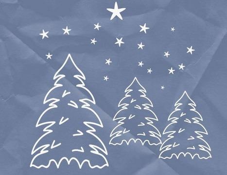 Des brushes Photoshop sur le thème de Noël - Infos du Web & Bons Plans | Bons plans | Scoop.it