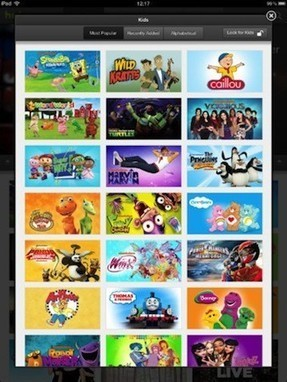 Hulu Plus gets 'Kids Lock' feature on iPad, enhances the experience ... | iPhones and iThings | Scoop.it