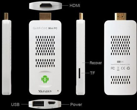 Measy U4K – AllWinner A31 Powered Mini PC for 4K2K Video Playback | Embedded Systems News | Scoop.it