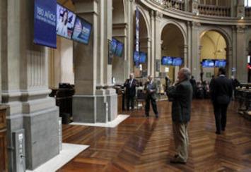 El Ibex se deja un 0,27 % en la sesión, pero cierra con un avance semanal del 2,4%   Top Noticias   Scoop.it