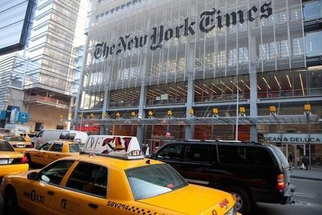 4 takeaways from The New York Times' new digital strategy memo | Futuro do Jornalismo | Scoop.it