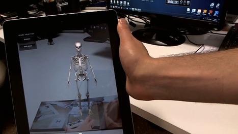 Libros de Realidad Aumentada para tablets y smartphones | Recull diari | Scoop.it