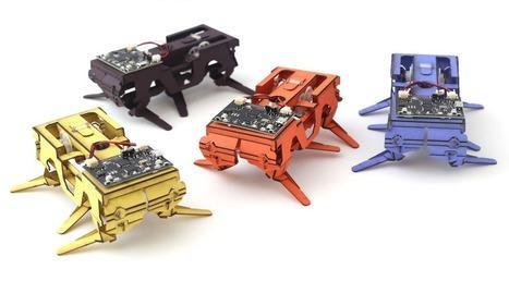 Creating is for Everyone - Dash Robotics | Robotics in Manufacturing Today | Scoop.it