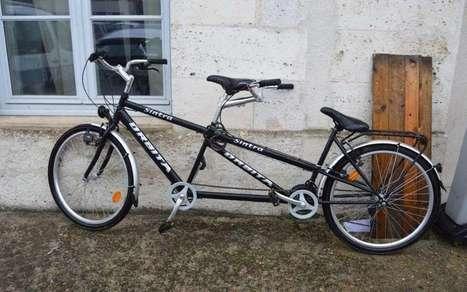 Angoulême: la police recherche le propriétaire de ce tandem volé | Revue de web de Mon Cher Vélo | Scoop.it