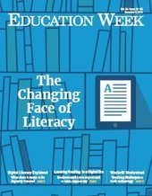 Special Report: The Changing Face of Literacy - Education Week | 21st Century Literacy and Learning | Scoop.it