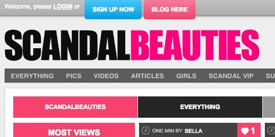 Scandalbeauties vip gratis