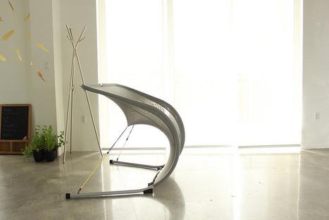 Sedia di design Suzak, comodità e stile