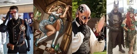 Couture et démesure Blog: Conseil 1 pour créer un costume Steampunk | Choose Steampunk | Scoop.it