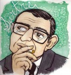 """Sartre on Freedom-On Jean-Paul Sartre's """"Existentialism is a Humanism"""", """"Bad Faith"""", and his play No Exit.   Philosophy everywhere everywhen   Scoop.it"""