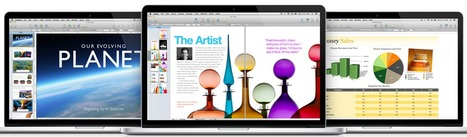 iWork - Pages, Numbers, and Keynote for Mac | Worth Following | Scoop.it