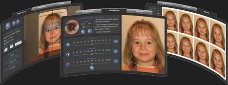 Imprimer vos photos d'identité sans logiciel | Retouches et effets photos en ligne | Scoop.it
