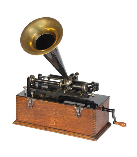 The Advent of Sound Recording - Sound Recordings | Soundlandscapes | Scoop.it