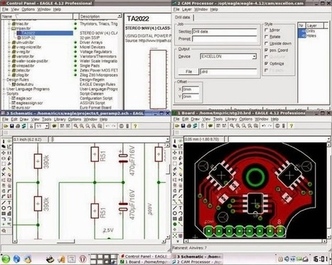 Eagle Pcb Design Software Free Download For Win...