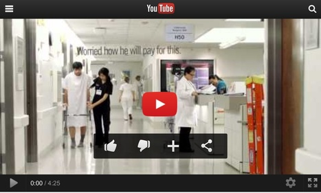 Empathy - The Human Connection to Patient Care [VIDEO] | mHealth: Patient Centered Care-Clinical Tools-Targeting Chronic Diseases | Scoop.it