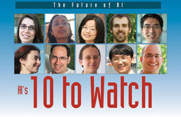 AI's 10 to Watch 2013 - IEEECS | Science, Technology, and Current Futurism | Scoop.it