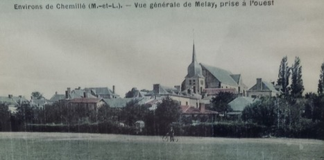 Joseph FROUIN, Mort pour la France, Poilu de Melay (49) | Généalogie | Scoop.it