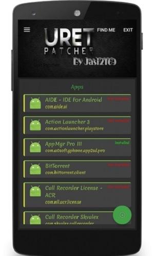 Uret Patcher 2 0 Apk Download | Apk4FreeDownloa