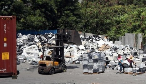 Revealed: the toxic trail of e-waste that leads from the US to Hong Kong | Electronics - Issues and Problems | Scoop.it