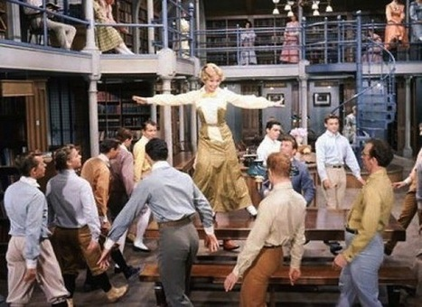16 Great Library Scenes in Film - BOOK RIOT | Reading for all ages | Scoop.it