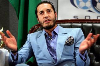 Justuce show must go on»»Niger ready to hand Saadi Qaddafi to the International Criminal Court   Libya Herald   Saif al Islam   Scoop.it