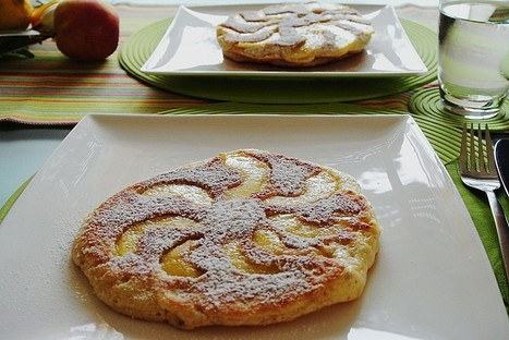 Recipes from the world - Pfannkuchen | Recipes from the world on Scoop! | Scoop.it