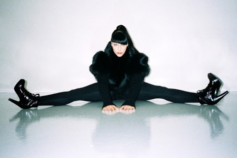 Miss Kittin covers R.E.M. and learns some life lessons on her new self-produced solo LP | DJing | Scoop.it