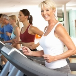 Exercise after menopause keeps women's minds in shape - Health24.com | Indoor Rowing | Scoop.it