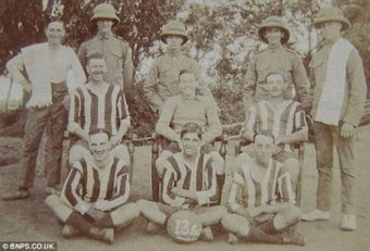 The amazing photo album which shows how our boys fared in India in WWI | Heathers Scoop | Scoop.it