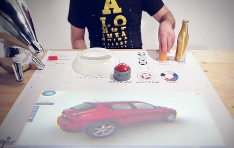 Influencia - Innovations - AnyTouch et le monde devient tactile… | Infography | Scoop.it