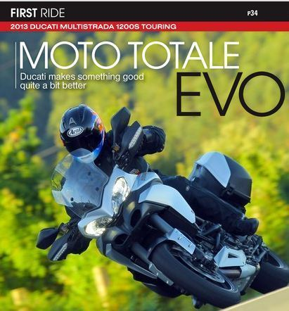 Moto Totale EVO | Cycle News | Desmopro News | Scoop.it