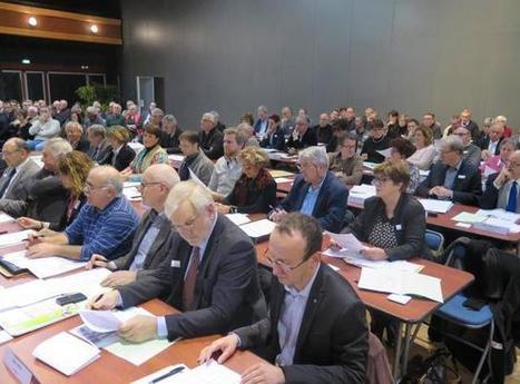 Gérard Pérochon reste premier vice-président | Chatellerault, secouez-moi, secouez-moi! | Scoop.it