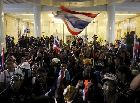 Manifestations en Thaïlande : Bangkok sous haute sécurité | Thailande Info | Scoop.it
