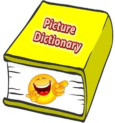 English picture dictionary book in PDF free - Learning English vocabulary and grammar | Learning Basic English, to Advanced Over 700 On-Line Lessons and Exercises Free | Scoop.it