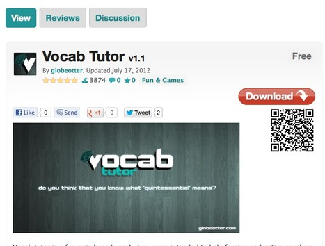 Vocab Tutor | L2 Vocabulary Teaching & Learning | Scoop.it