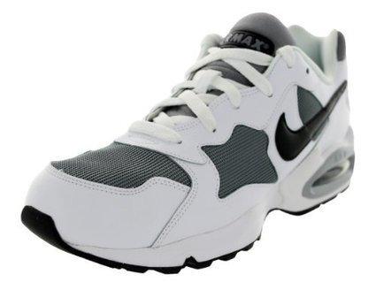 Nike PreSchool Air Max Speed Turf (University Gold | White | Black | Metallic Silver)